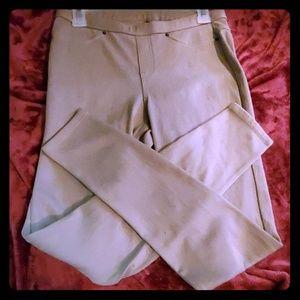 Pants - NWOT tan leggings